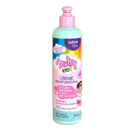 Creme Multifuncional Salon Line Multy Kids 300 ml Camomila e Extrato de Algodão