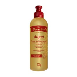 Creme Multifuncional Yamasterol 320 gr Argan