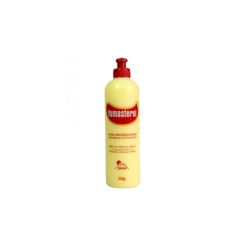 Creme Multifuncional Yamasterol 320 gr Babosa e D-Pantenol