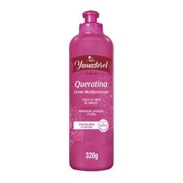 Creme Multifuncional Yamasterol 320 gr Queratina
