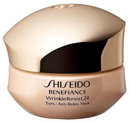 Creme para Contorno dos Olhos Shiseido Beneficiance 24h Antirrugas