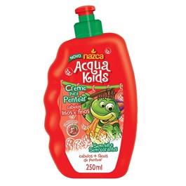 Creme para Pentear Acqua Kids 250 ml Cabelos Lisos e Finos
