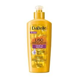 Creme para Pentear DaBelle Hair Liso Arrasador 270 gr Cabelos Lisos e Alisados