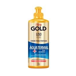 Creme para Pentear Niely Gold 280 gr Liso Prolongado