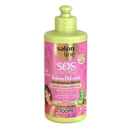Creme para Pentear Salon Line 300 ml Hidratação e Brilho