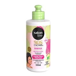 Creme para Pentear Salon Line 300 ml Hidratação e Leveza