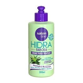 Creme para Pentear Salon Line Hidra 300 ml Babosa