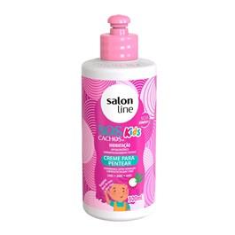 Creme para Pentear Salon Line S.O.S Cachos 300 ml Kids