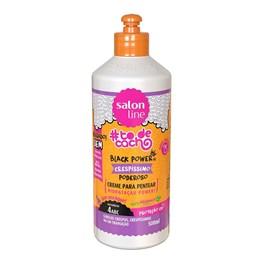 Creme para Pentear Salon Line #todecacho 500 ml Crespissimo Poderoso