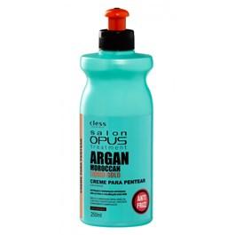 Creme para Pentear Salon Opus 250 ml Argan