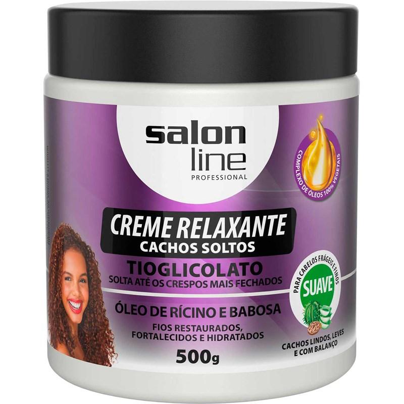 Creme Relaxante Salon Line 500 gr Tioclicolato