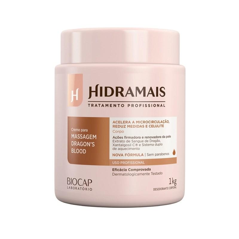 Creme Termoativo Hidramais 1 Kg Dragon's Blood