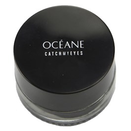 Delineador Gel Oceane Catch My Eyes 2,6 gr Black