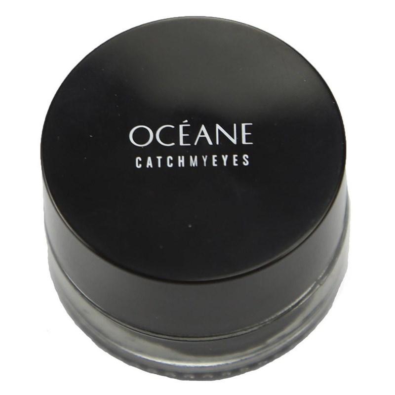 Delineador Gel Oceane Catch My Eyes 2,6 gr Black