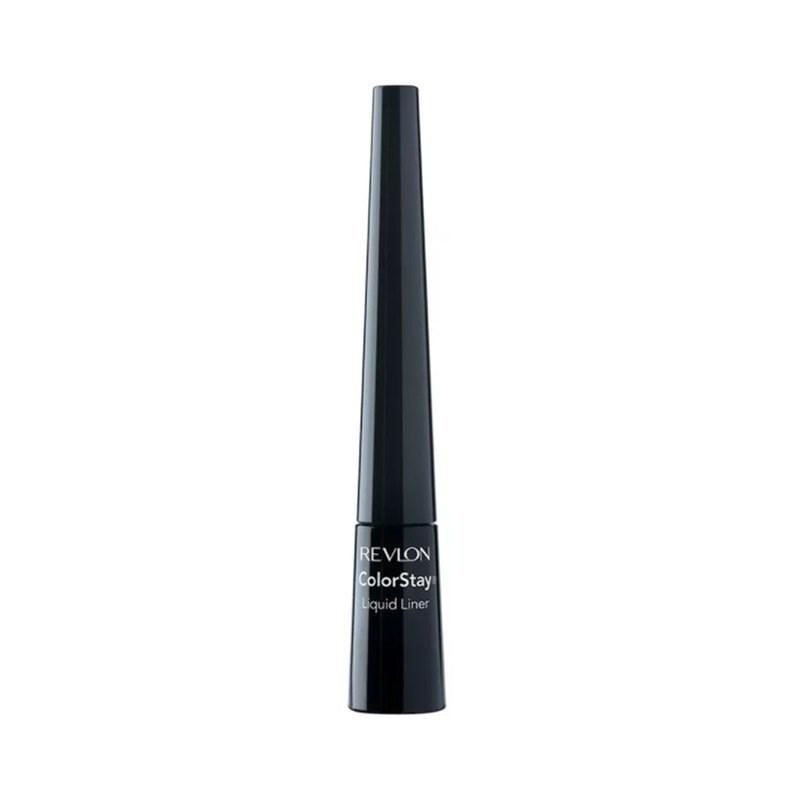 Delineador Líquido Revlon Colorstay Black