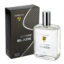 Deo Colônia Fiorucci Extreme Black 100 ml