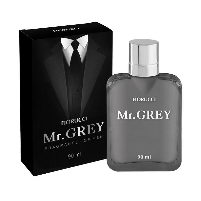 Deo Colonia Fiorucci Mr. Grey Masculino 90 ml