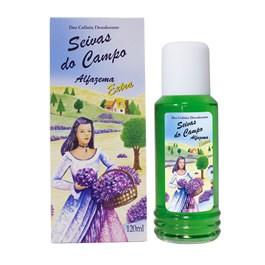 Deo Colônia Seivas do Campo 120 ml Alfazema Tradicional Extra