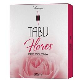 Deo Colônia Tabu 60 ml Flores