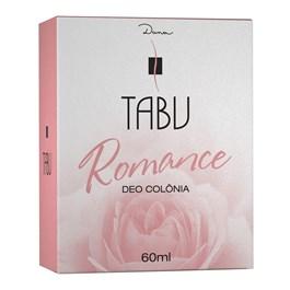 Deo Colônia Tabu 60 ml Romance