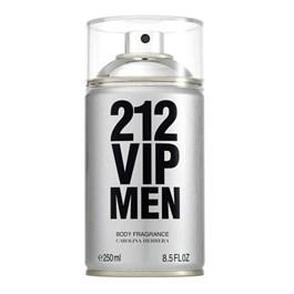 Deo Spray 212 Vip Men 250 ml Masculino