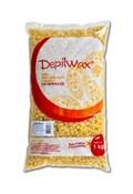Depilwax Cera Quente 1000 gr Granulada Camomila