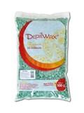 Depilwax Cera Quente 500 gr Granulada Algas