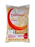 Depilwax Cera Quente 500 gr Granulada Natural