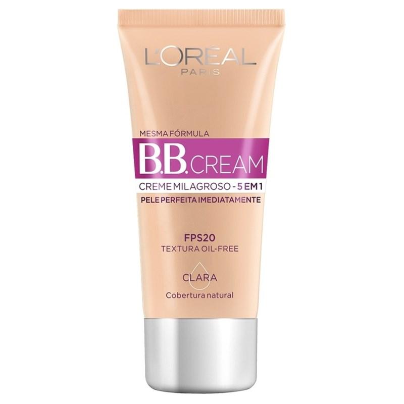 Dermo BB Cream L'oréal FPS 20 Clara