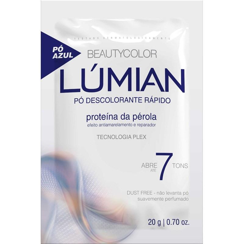 Descolorante Beauty Color Lúmian Proteína da Pérola 20g