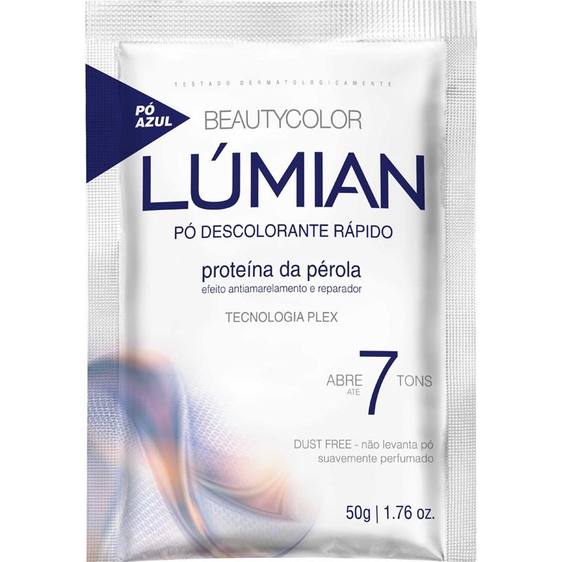 Descolorante Beauty Color Lúmian Proteína da Pérola 50g
