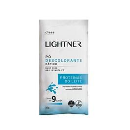 Descolorante em Po Cless Lightner 20 gr Proteinas do Leite