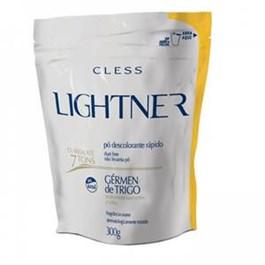 Descolorante em Po Cless Lightner 300 gr Germen de Trigo