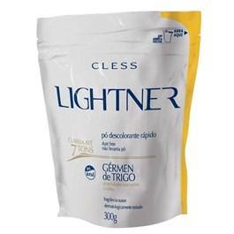 Descolorante em Pó Cless Lightner 300 gr Gérmen de Trigo