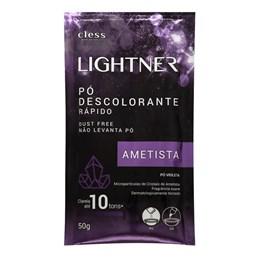 Descolorante em Pó Cless Lightner 50 gr Ametista