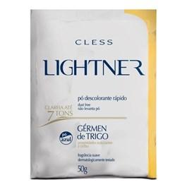 Descolorante em Pó Cless Lightner 50 gr Gérmen de Trigo