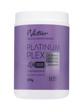 Descolorante Kert Whitener 300 gr Platinum Plex