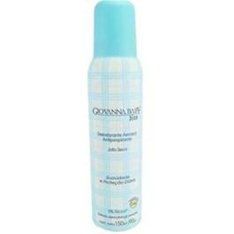 Desodorante Aerosol Antiperspirante Giovanna Baby 150 ml Blue