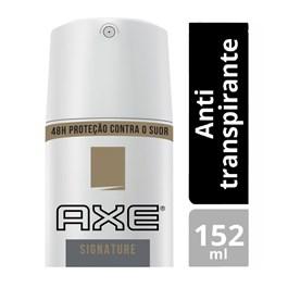 Desodorante Aerosol Axe Antitranspirante 90 gr Signature