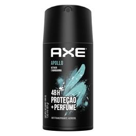 Desodorante Aerosol Axe Bodyspray 96 gr Apollo