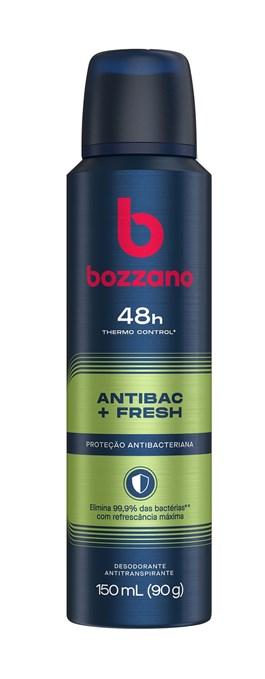 Desodorante Aerosol Bozzano 150 ml Fresh