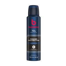 Desodorante Aerosol Bozzano 150 ml Power Protection