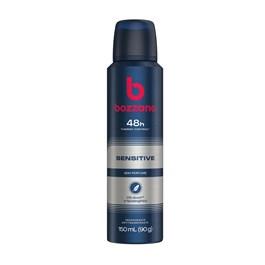 Desodorante Aerosol Bozzano 150 ml Sem Perfume