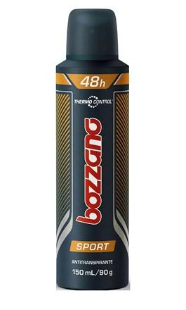 Desodorante Aerosol Bozzano 150 ml Sport