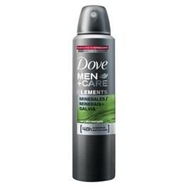 Desodorante Aerosol Dove Men 89 gr Minerais+Salvia