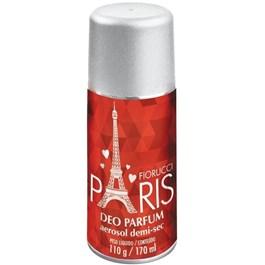 Desodorante Aerosol Fiorucci Paris Feminino 110 gr