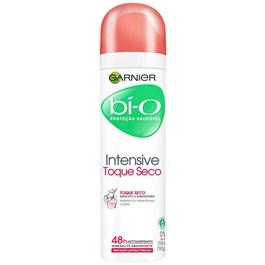 Desodorante Aerosol Garnier Bí-o 150 ml Intensive Toque Seco