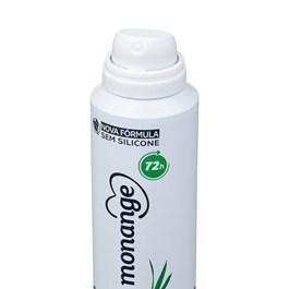Desodorante Aerosol Monange 90 gr Detox Fresh