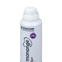 Desodorante Aerosol Monange 90 gr Flor de Lavanda