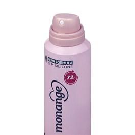 Desodorante Aerosol Monange 90 gr Hidratação Intensiva
